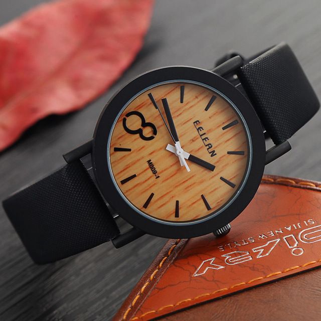 watches l strap mens watch f bracelet boss black leather orange hugo